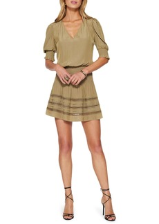 Ramy Brook Ollie Safari Miniskirt