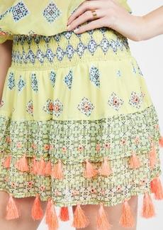 Ramy Brook Printed Behati Skirt