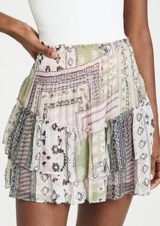 Ramy Brook Printed Robyn Skirt