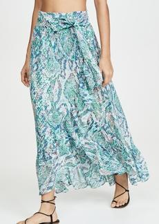 Ramy Brook Printed Verona Skirt