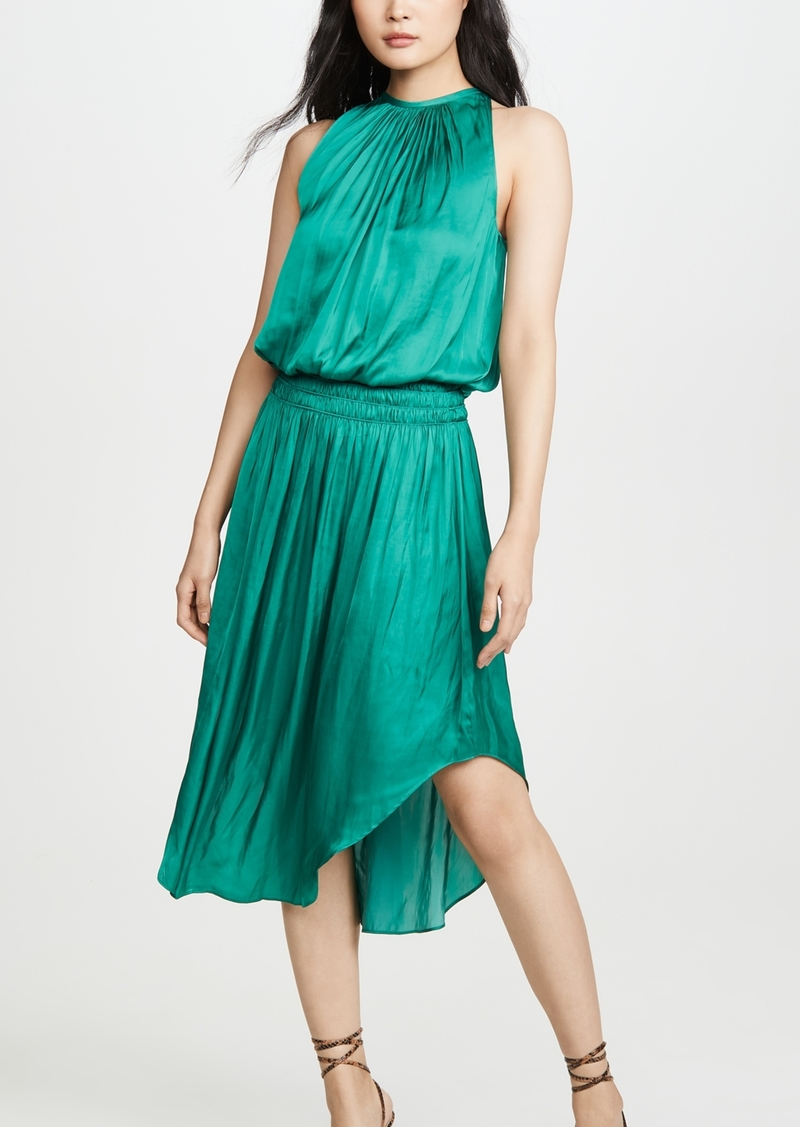 Ramy Brook Shiny Audrey Dress
