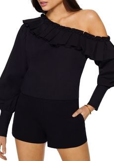 Ramy Brook Trixie One Shoulder Top