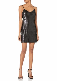 Ramy Brook Women's Darcie Sequin Mini Dress