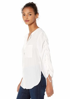 Ramy Brook Women's Denise Button UP Blouse