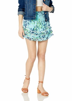 Ramy Brook Women's Dixie Floral Mini Skirt