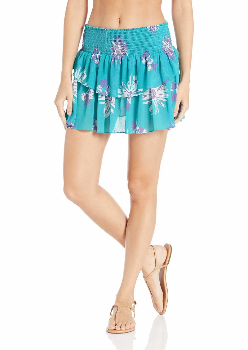 Ramy Brook Women's Floral Printed Lucia Skirt