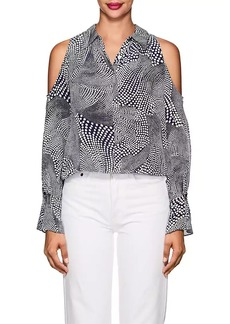RAMY BROOK Women's Hazel Silk Crepe Blouse