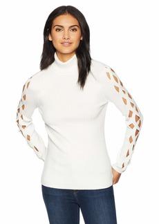 Ramy Brook Women's KIMILA Ribbed Sweater