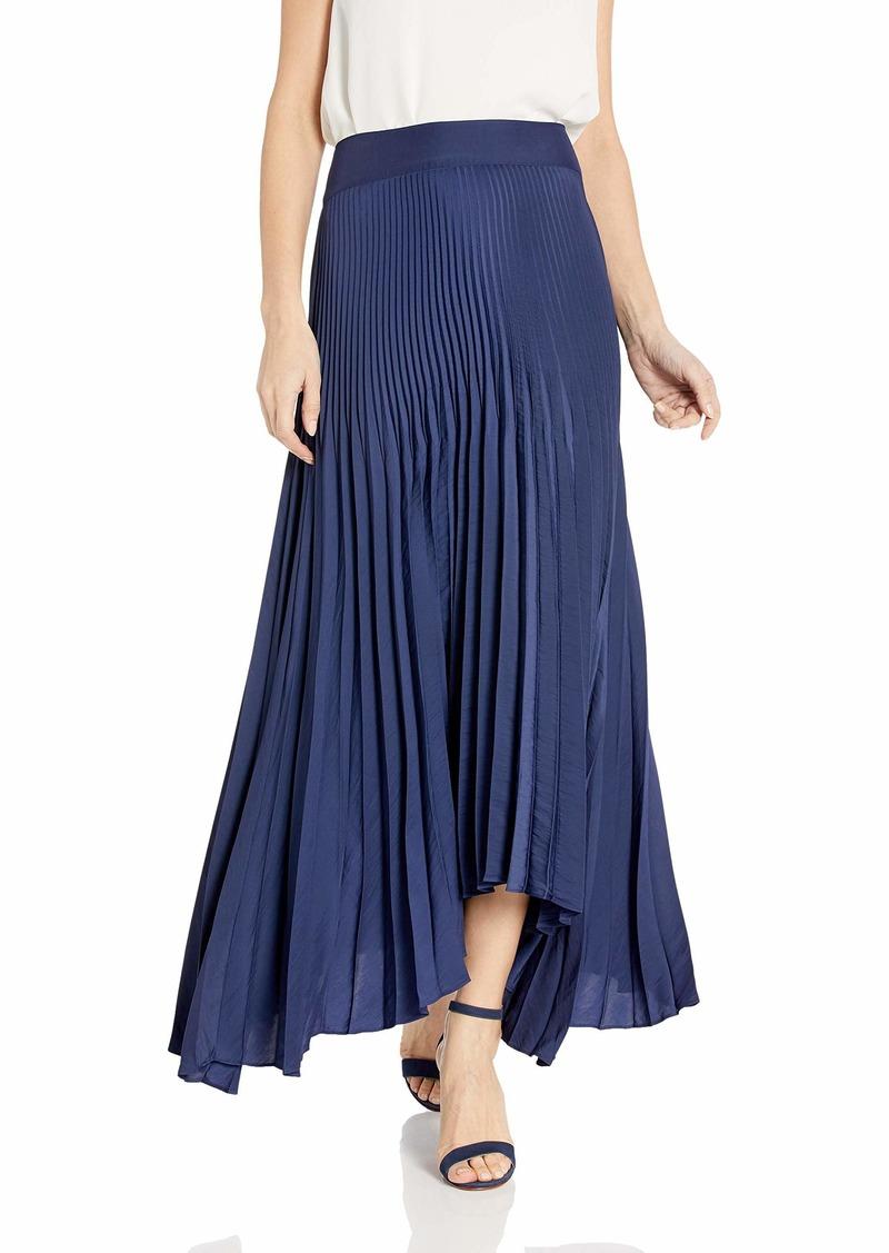 Ramy Brook Women's Maxine Pleated Maxi Skirt