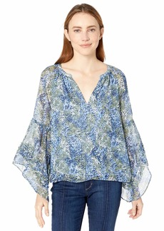 Ramy Brook Women's Pennie Printed Blouse