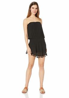 Ramy Brook Women's Marcie POM Dress