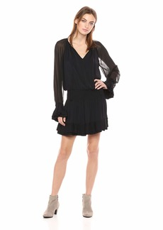 Ramy Brook Women's Tammie Long Sleeve Party Dress