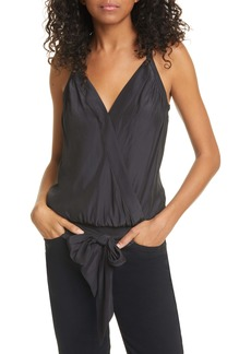 Ramy Brook Wrap Front Camisole