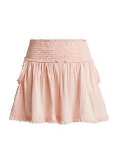 Ramy Brook River Mini Skirt