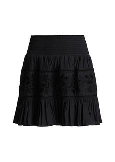 Ramy Brook Sheila Mini Skirt