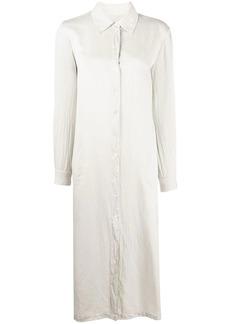 Raquel Allegra mid-length shirt dress
