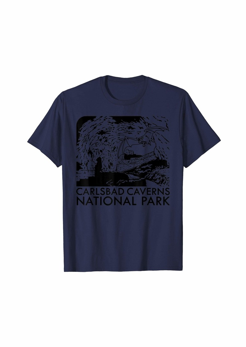 Raven Clothing Carlsbad Caverns National Park T-Shirt