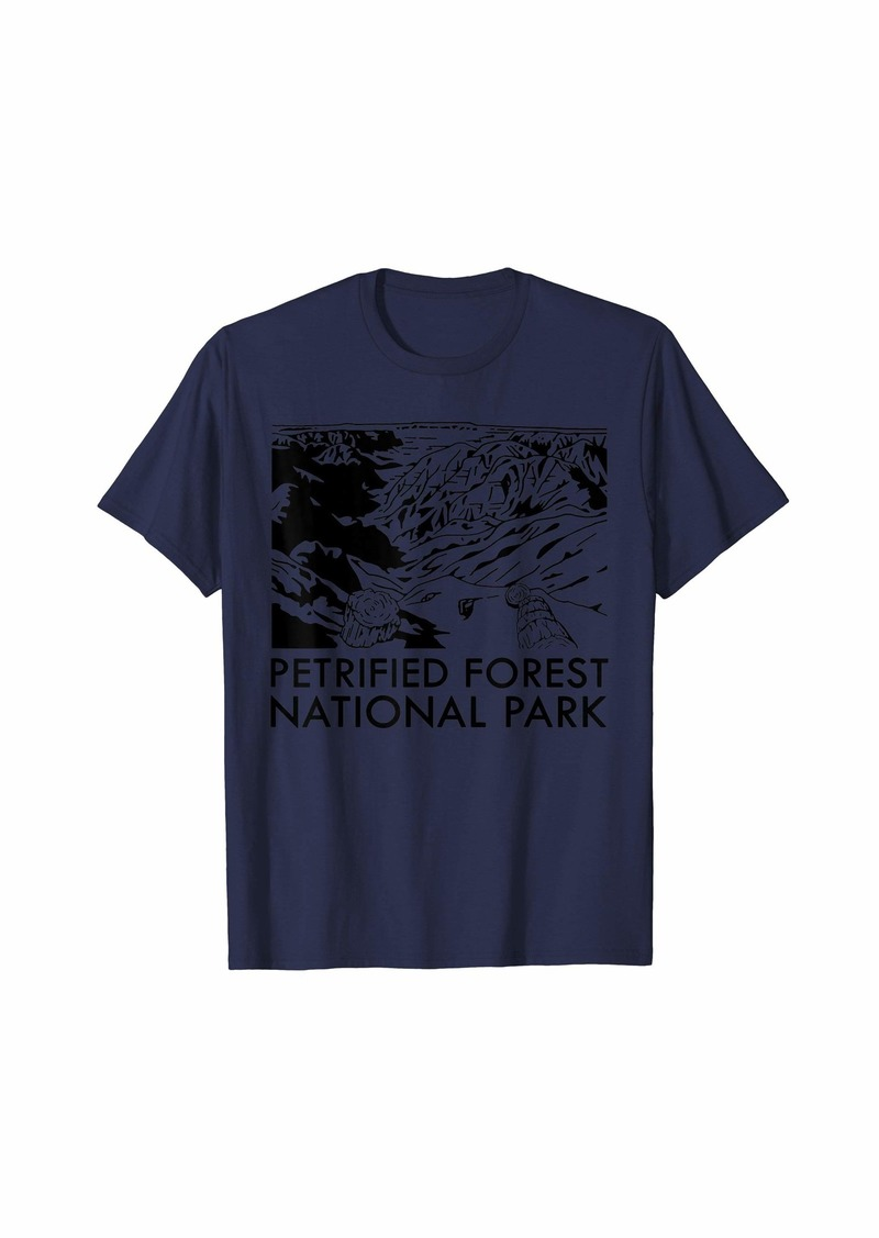 Raven Clothing Petrified Forest National Park T-Shirt