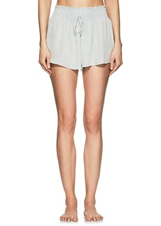 Raven Clothing Raven & Sparrow by Stephanie Seymour Women's Holly Silk Georgette Shorts