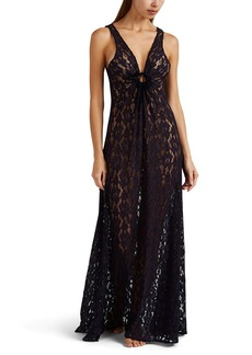 Raven Clothing Raven & Sparrow by Stephanie Seymour Women's Paulie Lace Nightgown