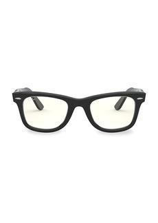 Ray-Ban 0RB2140EVOLVE 50MM Wayfarer Photochromic Sunglasses