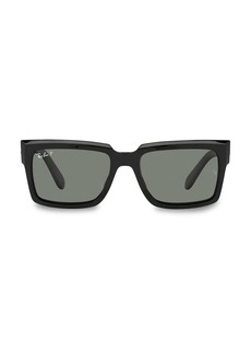 Ray-Ban 0RB2195 54MM Polarized Pillow Sunglasses