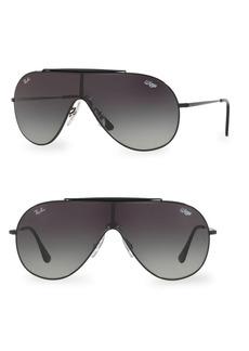 Ray-Ban 33MM Grad Aviator Sunglasses