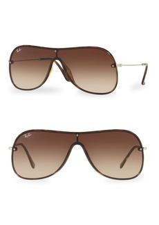 Ray-Ban 38MM Grad Lite Aviator Sunglasses