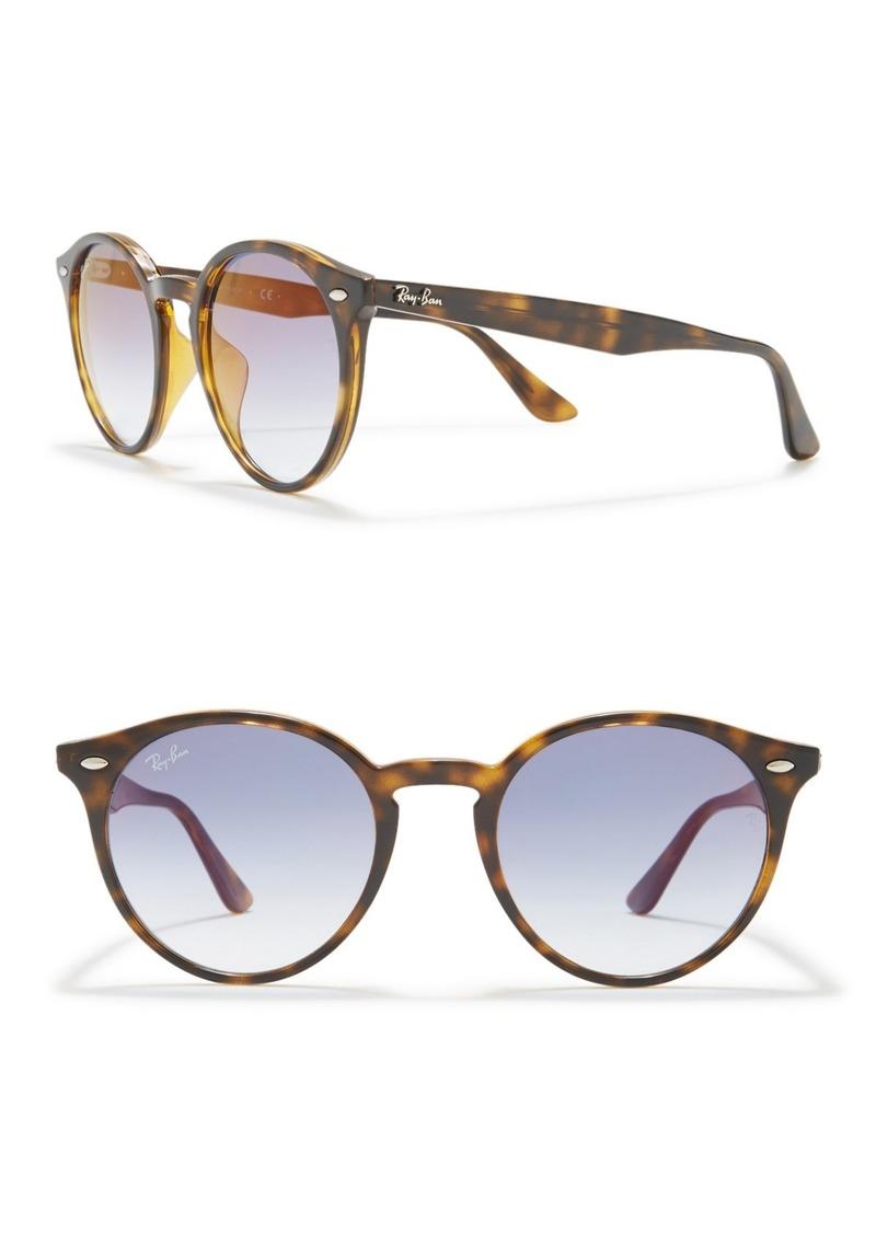 Ray-Ban 49mm Phantos Round Sunglasses
