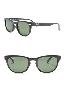 Ray-Ban 49mm Polarized Wayfarer Sunglasses