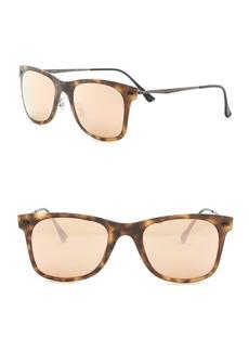 Ray-Ban 50mm Square Tech Sunglasses