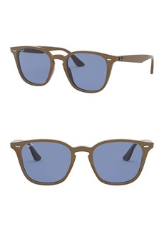 Ray-Ban 52mm Square Sunglasses