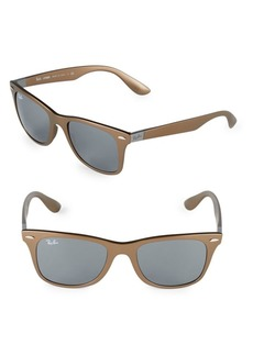 Ray-Ban 52MM Wayfarer Liteforce Sunglasses
