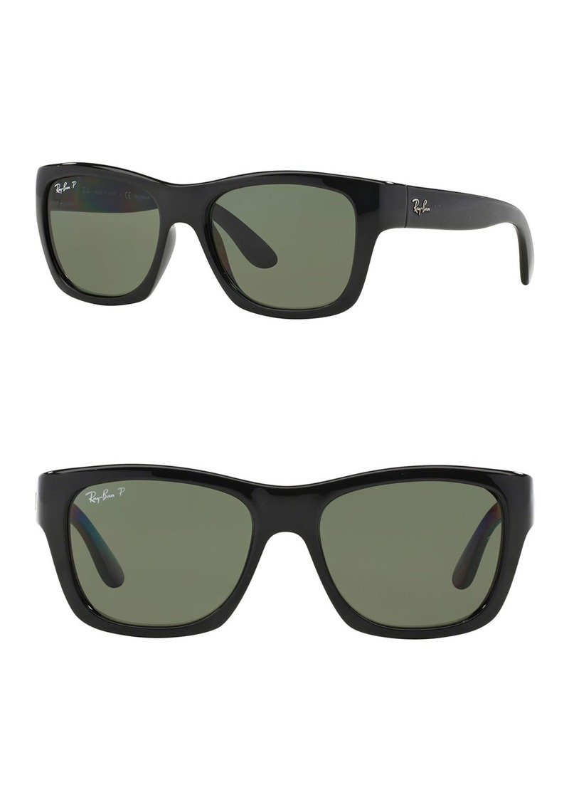 Ray-Ban 53mm Polarized Wayfarer Sunglasses