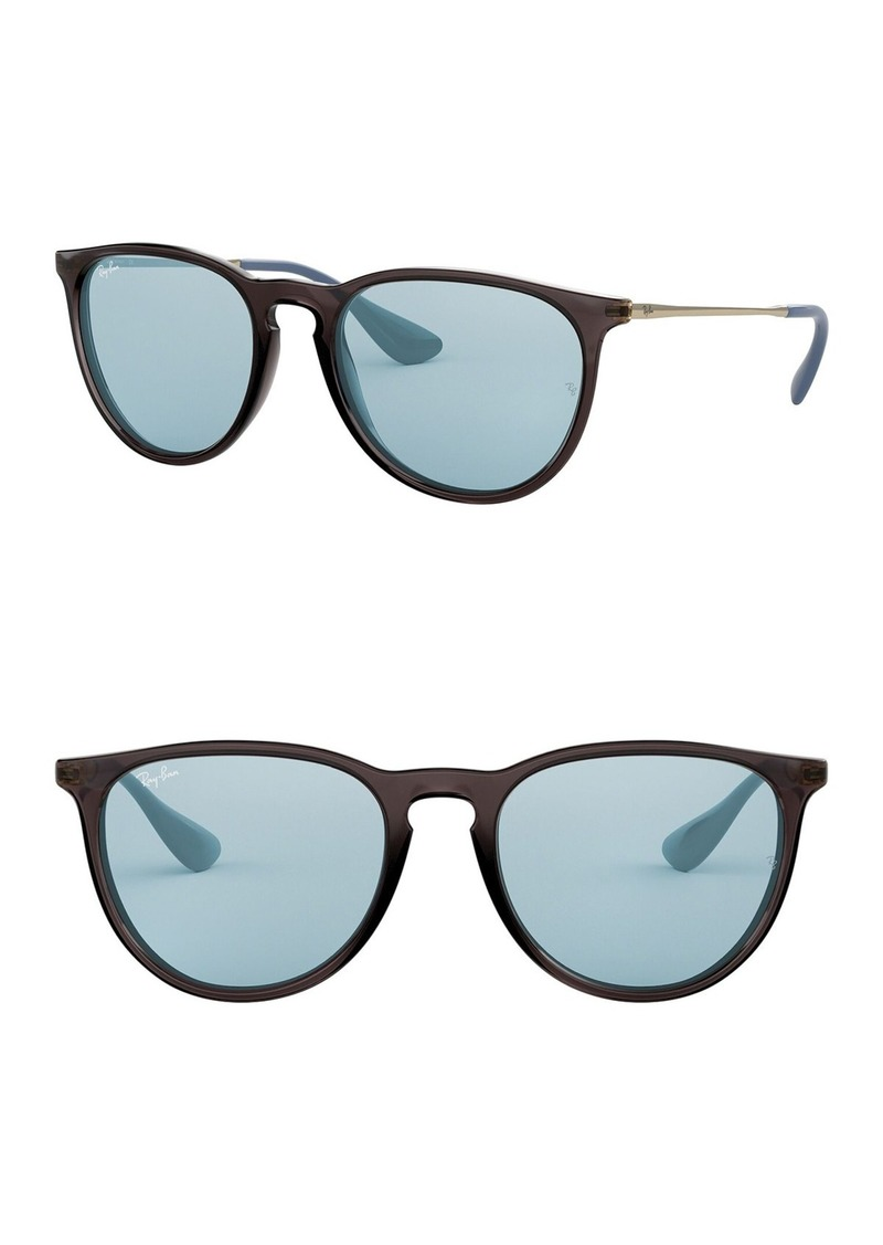 Ray-Ban 54mm Pilot Erika Sunglasses