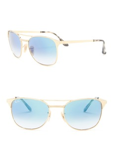 Ray-Ban 55mm Clubmaster Sunglasses