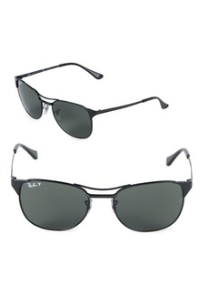 Ray-Ban 55MM Polarized Signet Sunglasses