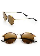 Ray-Ban 55MM Round Sunglasses