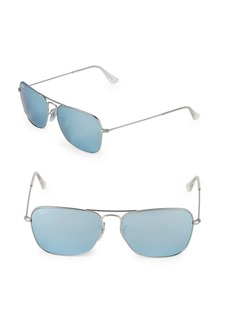 Ray-Ban 58MM Caravan Sunglasses