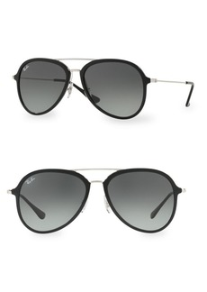 Ray-Ban 57MM Aviator 4298 Sunglasses