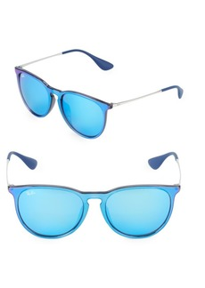 Ray-Ban 57MM Wayfarer Sunglasses