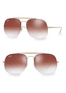 Ray-Ban 58MM Colored General Blaze Aviators