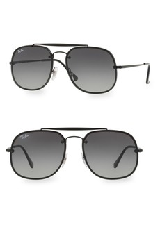 Ray-Ban 58MM General Blaze Aviators