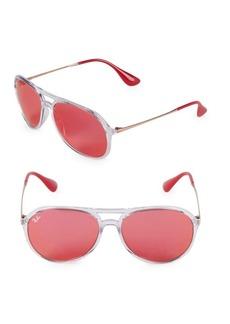 Ray-Ban 59MM Alex Pilot Sunglasses