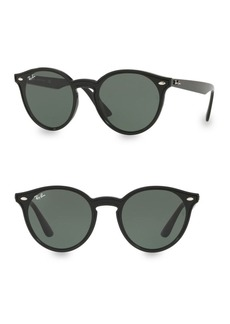 Ray-Ban 61MM Blaze Oval Sunglasses