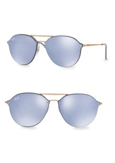 Ray-Ban 62MM Iconic Aviator Sunglasses
