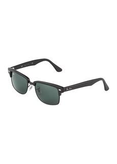 Ray-Ban Acetate Brow-Line Sunglasses