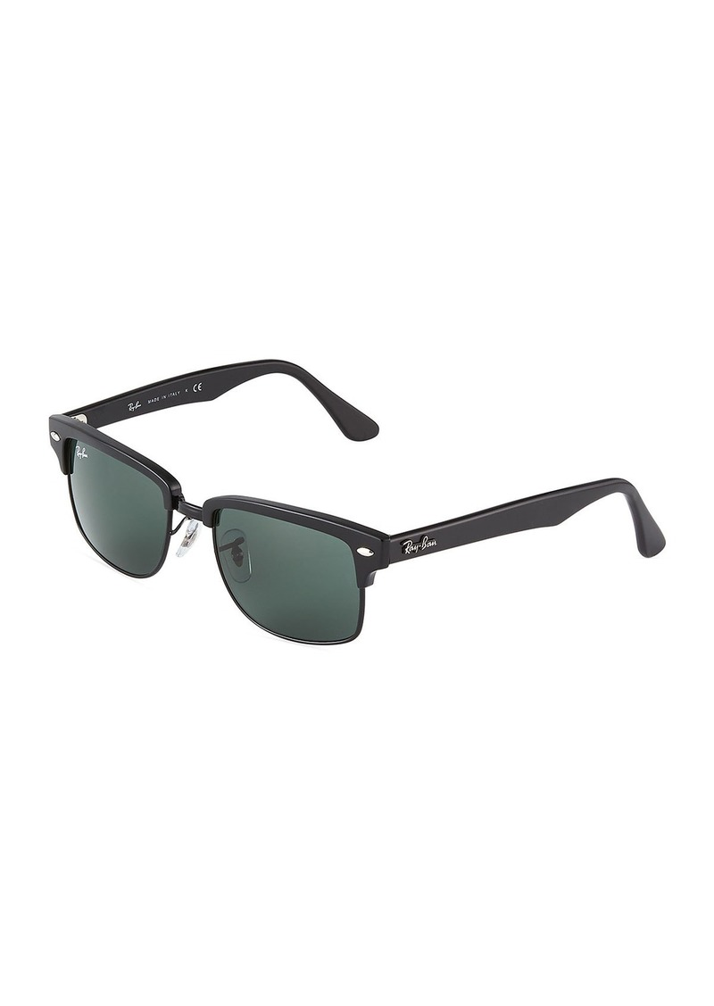 Ray-Ban Acetate Brow-Line Sunglasses