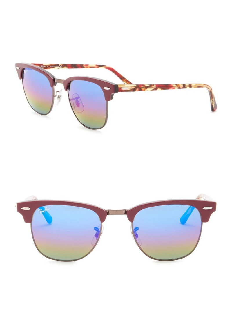 Ray-Ban Clubmaster 49mm Sunglasses