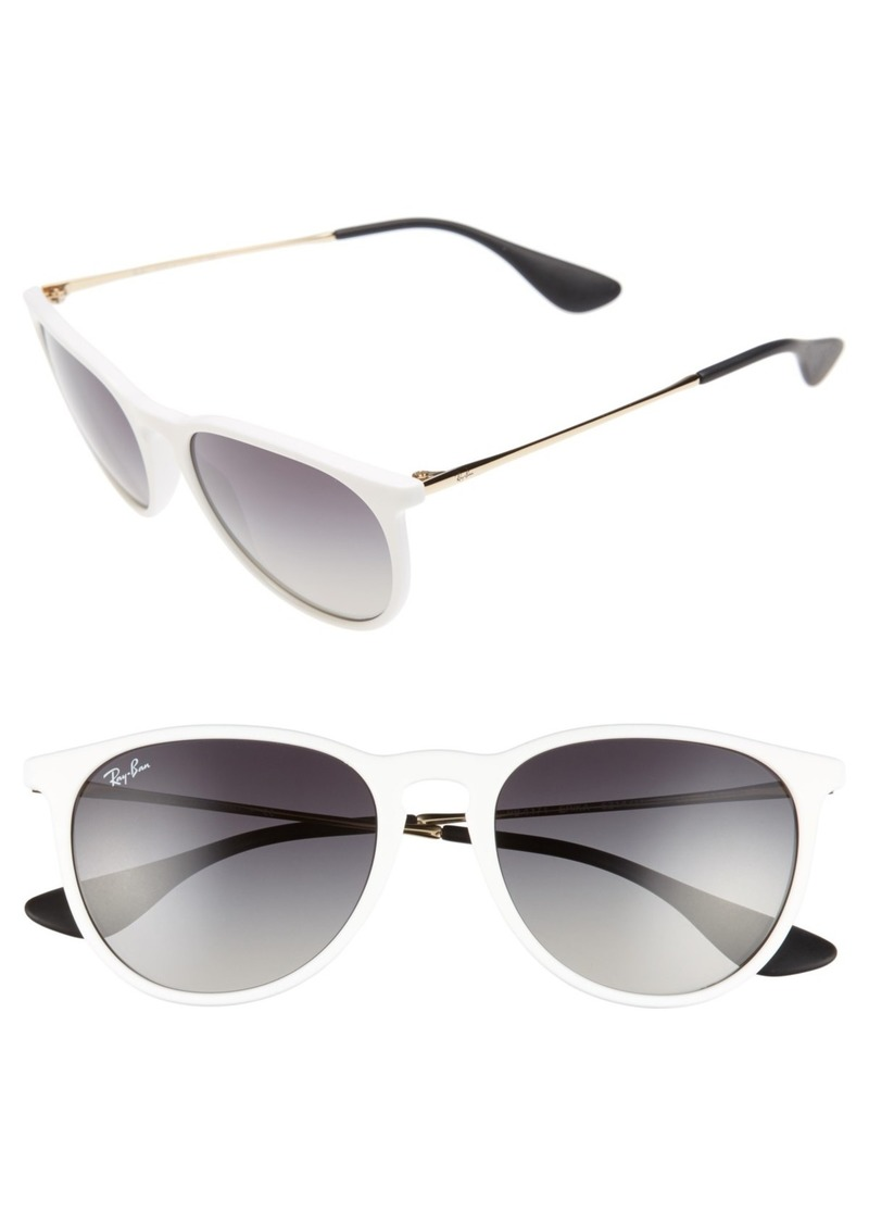 Ray-Ban Erika 54mm Round Sunglasses